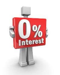 Interest Free Balance Transfer
